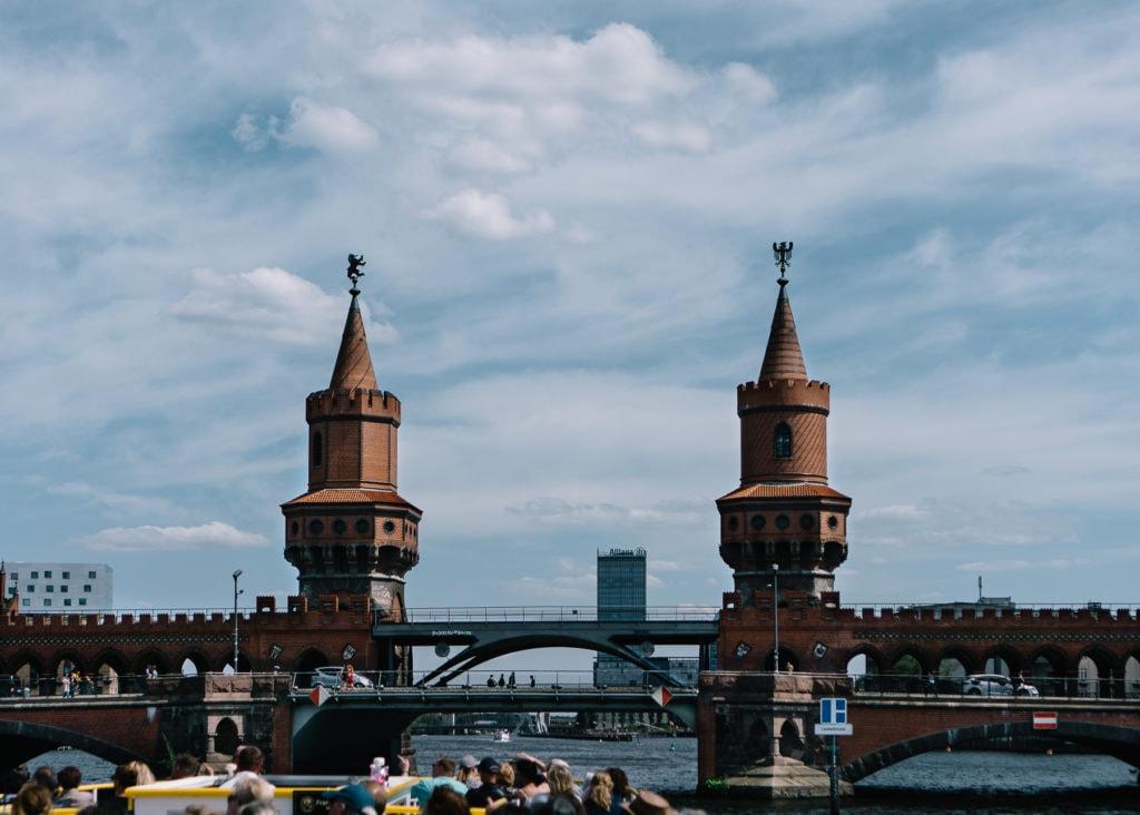 The Journey Journal, Berlin Oberbaumbrücke