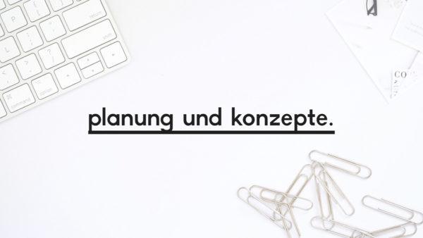Personal Branding Photography. Planung und Konzepte.