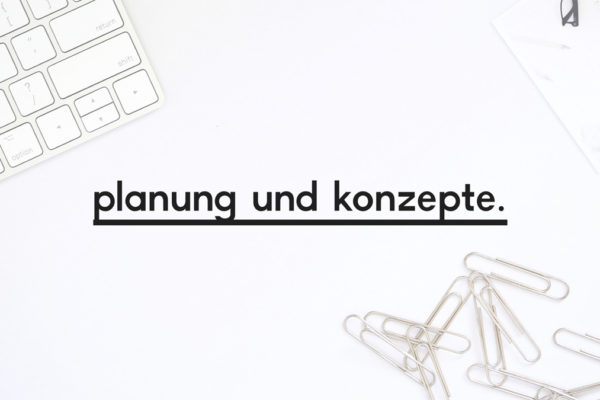 Personal Branding Photography. Planung und Konzepte.