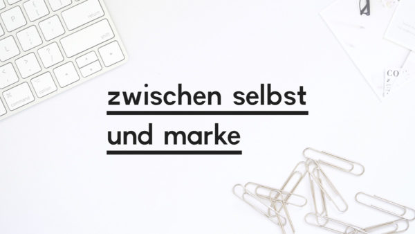 Personal Branding Photography. Zwischen Selbst und Marke.
