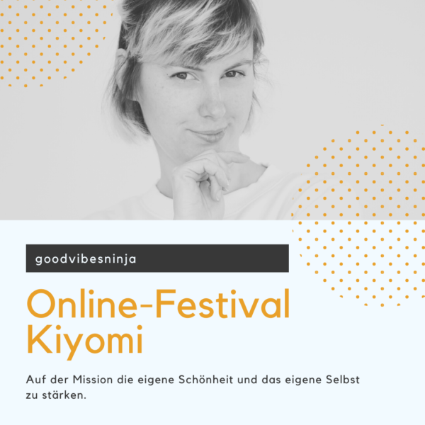 Folge 12: Your own kind of beautiful mit KIYOMI